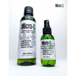 Micro-Q 250ml & 50ml